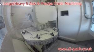precision heavy machinng