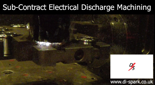 spark electrical discharge machining