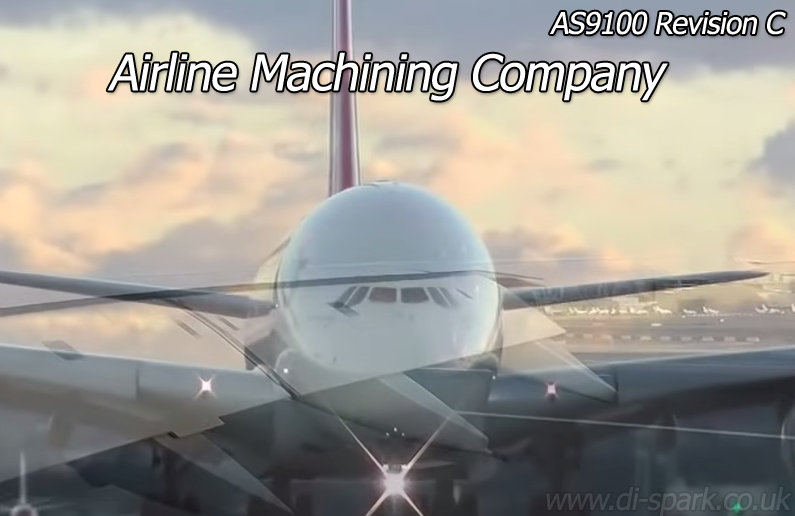 Airline Machining Company