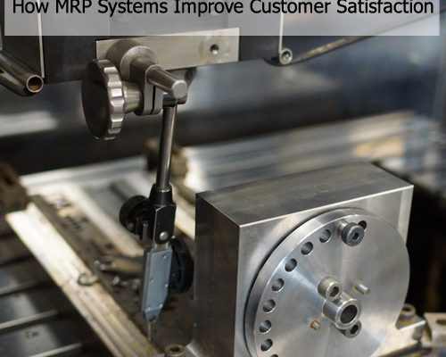 automated machining service & MRP systems