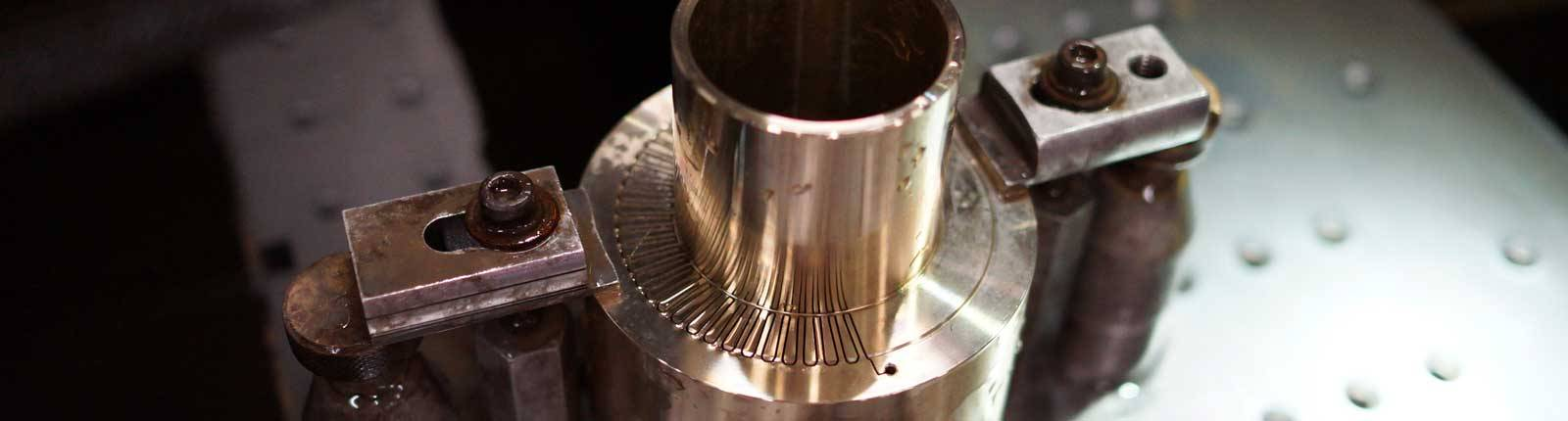wire electrical discharge machining service