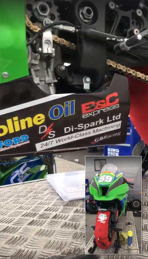 superbike machining company