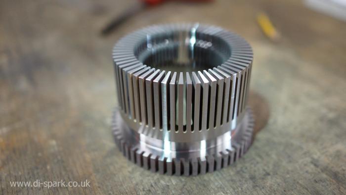 wire edm machining