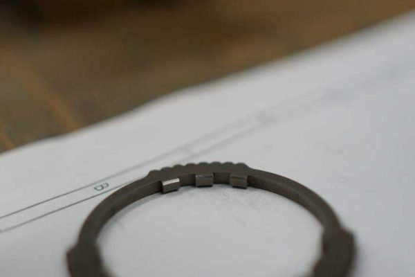 wire eroded washers - high volume wire edm