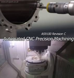 AS9100 Precision Automotive Machining