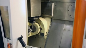 Five Axis Milling Head