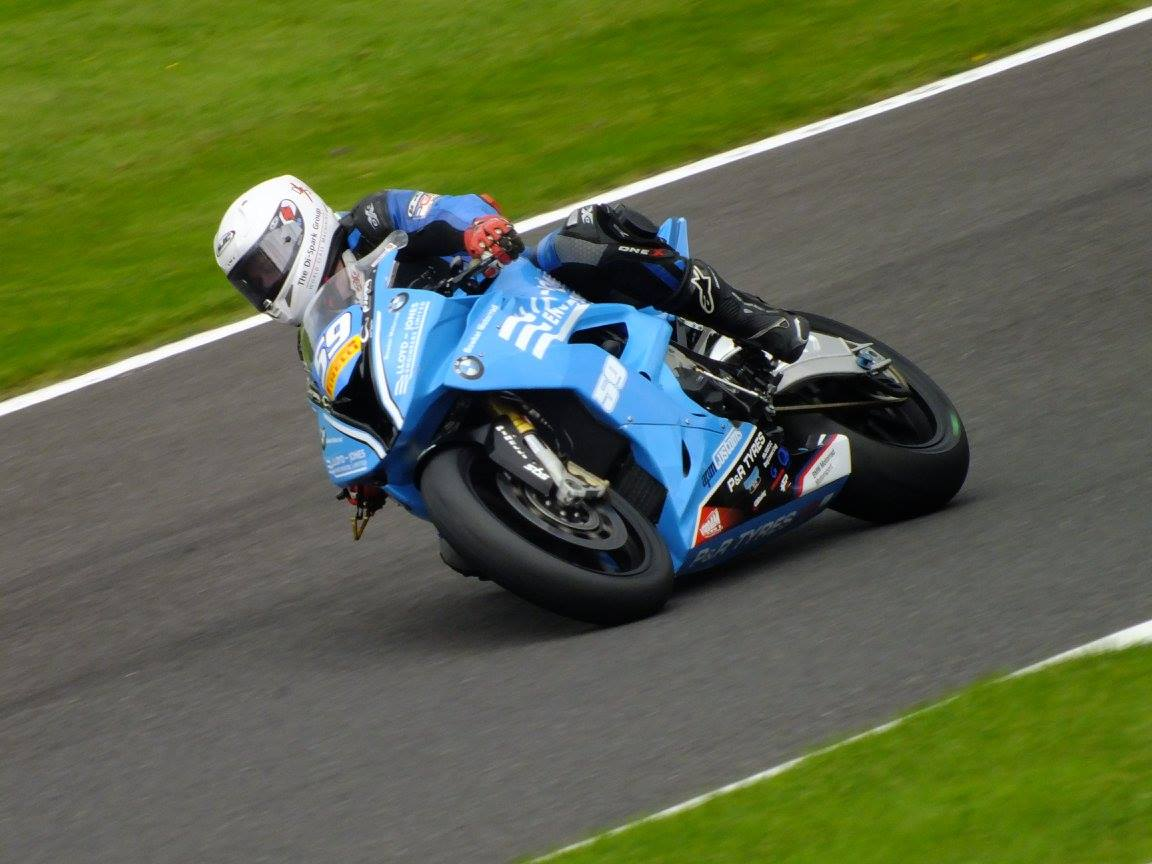 Di-Spark Sponsor BSB SuperStock 1000 rider, Sam Coventry