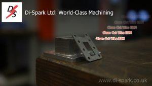 clean cut EDM High Volume EDM machining