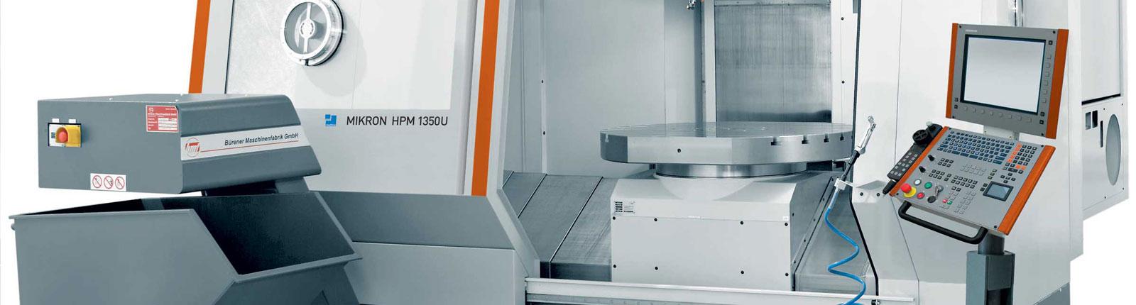 large CNC machining