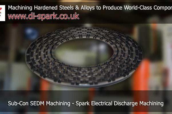 sub-con sedm machining company